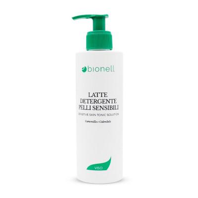 Latte Detergente Pelli Sensibili Bionell Senza Parabeni 300 ml