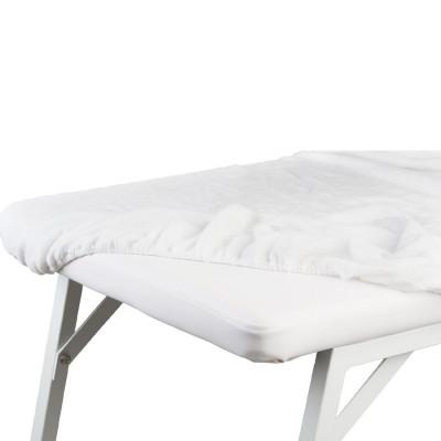 Coprilettino da Massaggio in Spugna Elasticizzato 100x200 cm