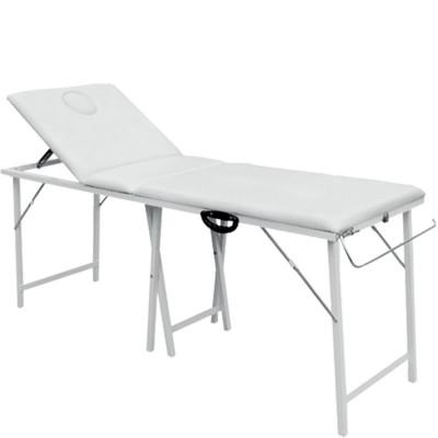 Lettino Massaggio Pieghevole in Alluminio Portatile