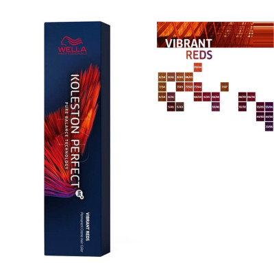 TINTURA CAPELLI WELLA KOLESTON PERFECT ME+ VIBRANT REDS 60 ml