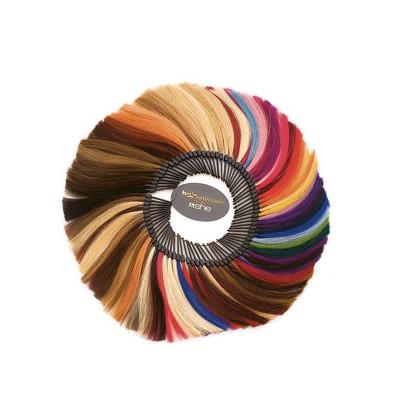 Cartella colori Extension Capelli Veri 105 Tonalit &