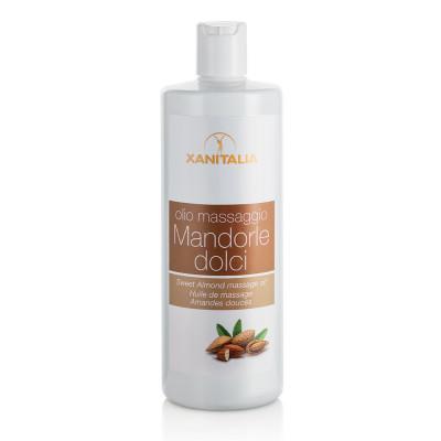 OLIO MASSAGGIO MANDORLE DOLCI PREMIUM 500 ml